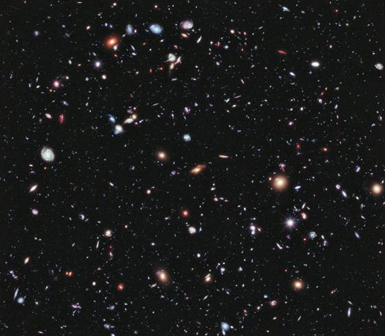 NASA XDF Photograph