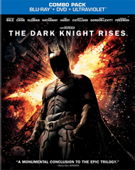 Dark Knight Rises Combo Pack