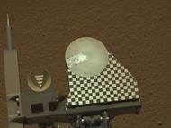 NASA sample from Curiosity