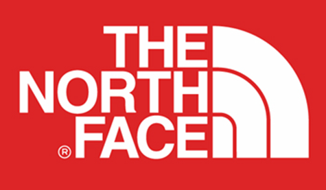 The North Face logo