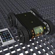 US Navy Stingray robot