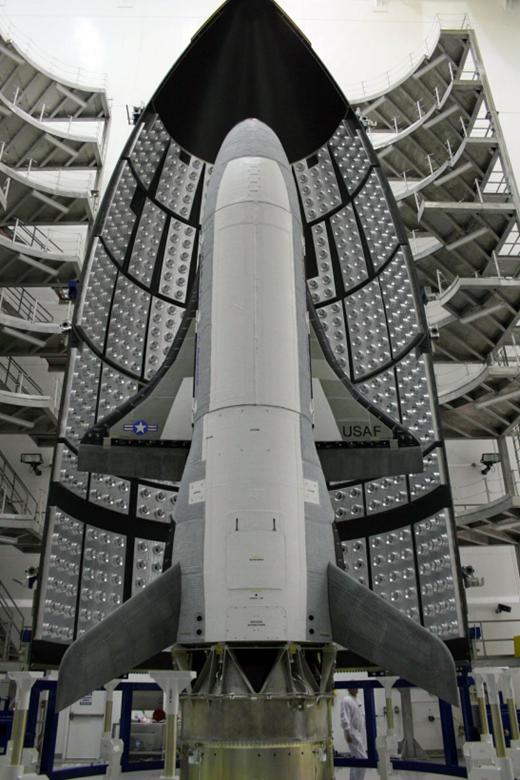 Boeing X-37 Spaceplane