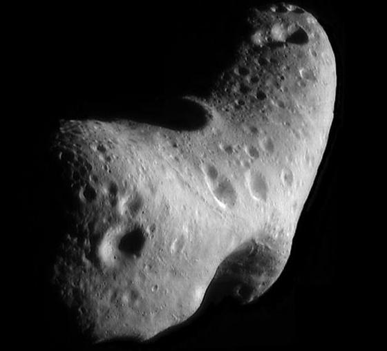 Apophis asteroid