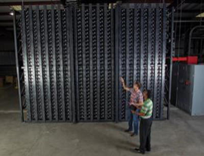 World's largest battery