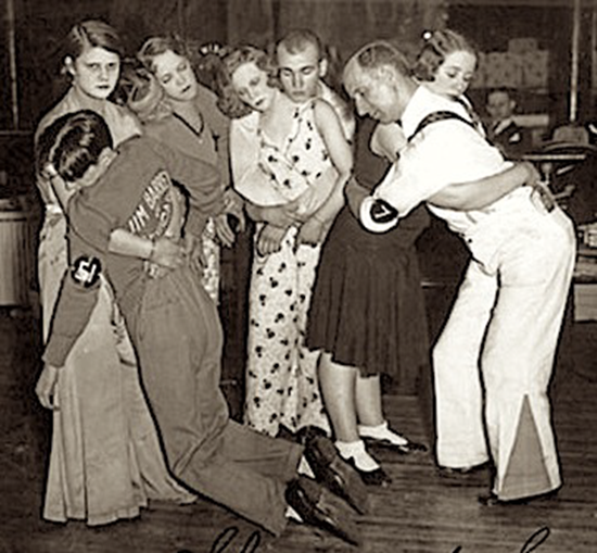 1930 Chicago dance marathon