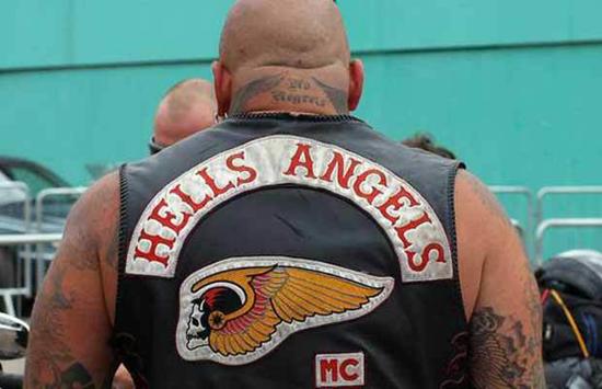 Hells Angels motorcycle club (MC)