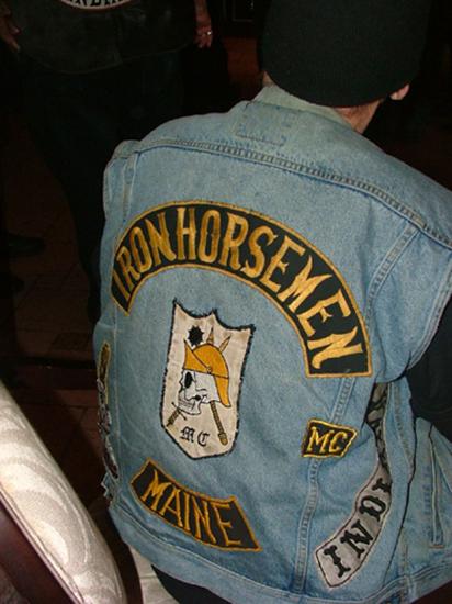 Iron Horsemen motorcycle club (MC)