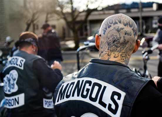 Mongols motorcycle club (MC)