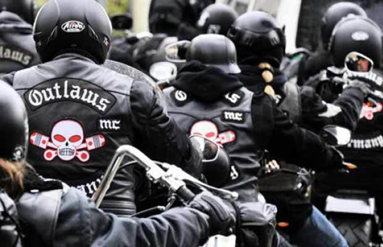 Outlaws motorcycle club (MC)