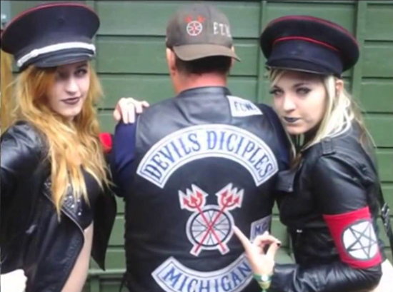Devil's Disciples motorcycle club (MC)