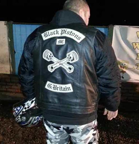 Black Pistons motorcycle club (MC)
