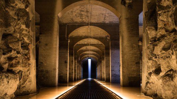 cistern cisternerne underneath the streets of copenhagen frederiksberg denmark