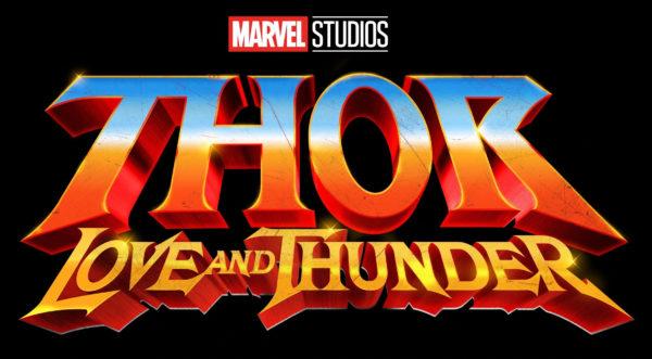 Marvel Phase 4 - Thor Love and Thunder