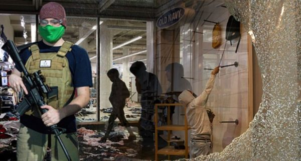 Fox News digitally altered image with gunman inserted into Seattle protest scene