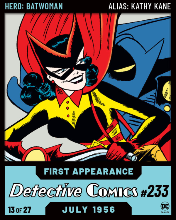13 batwoman