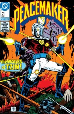Peacemaker comic book