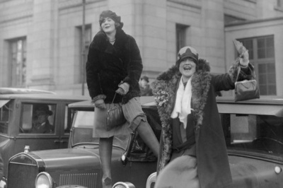 What changes did the Roaring Twenties usher in?