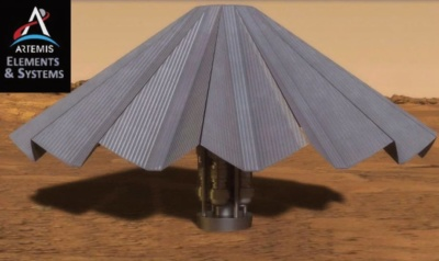 Lunar Mars Surface Power