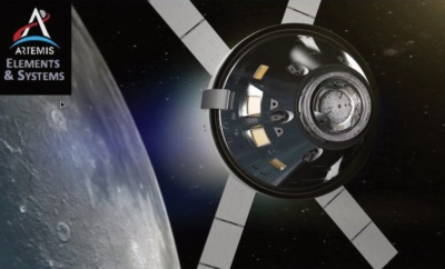 Orion Crew Vehicle OCV