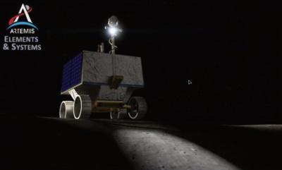 Volatiles Investigation Polar Exploration Rover VIPER