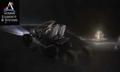 Lunar Terrain Vehicle LTV