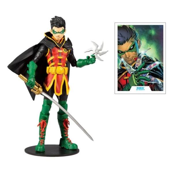 McFarlane Toys DC Multiverse Wave Damien Robin 10