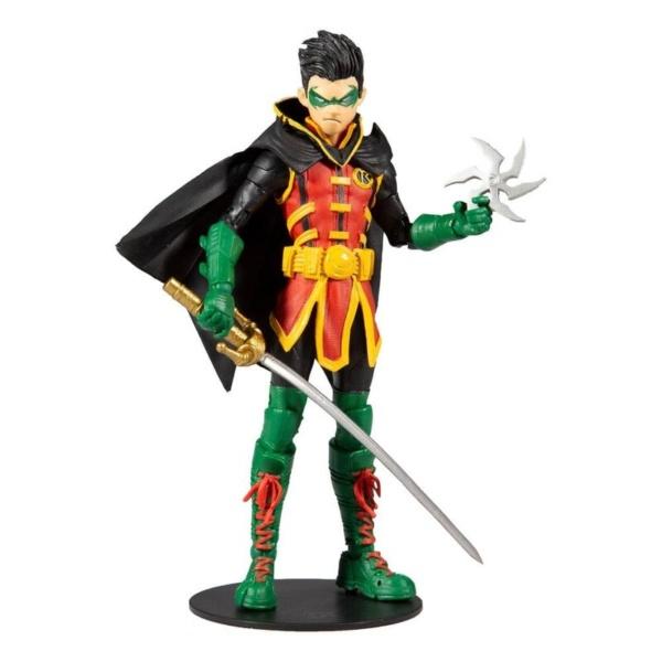 McFarlane Toys DC Multiverse Wave Damien Robin 11