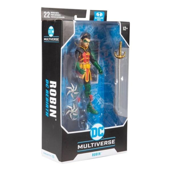 McFarlane Toys DC Multiverse Wave Damien Robin 3