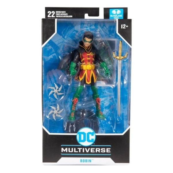 McFarlane Toys DC Multiverse Wave Damien Robin 4
