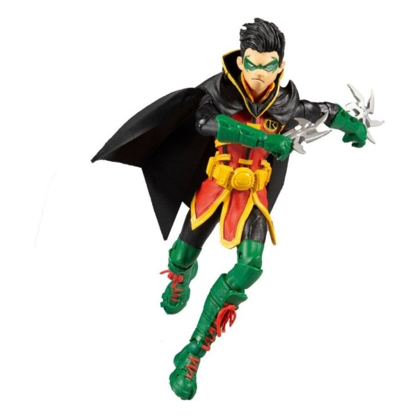 McFarlane Toys DC Multiverse Wave Damien Robin 5