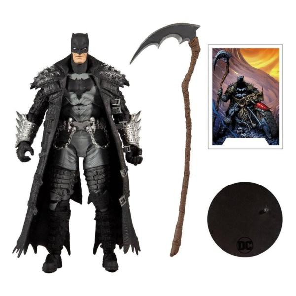 McFarlane Toys DC Multiverse Wave Death Metal Batman 1
