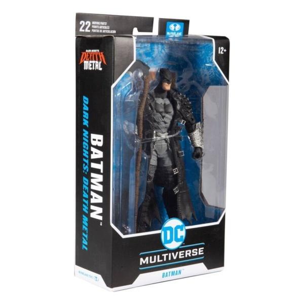 McFarlane Toys DC Multiverse Wave Death Metal Batman 3