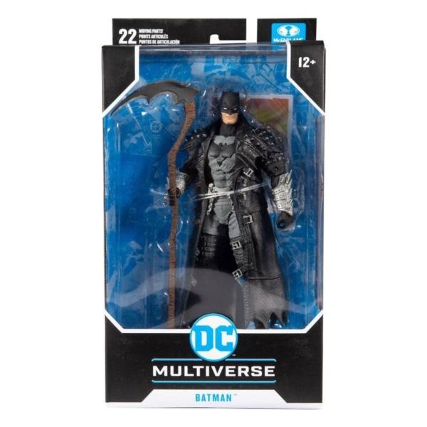McFarlane Toys DC Multiverse Wave Death Metal Batman 4