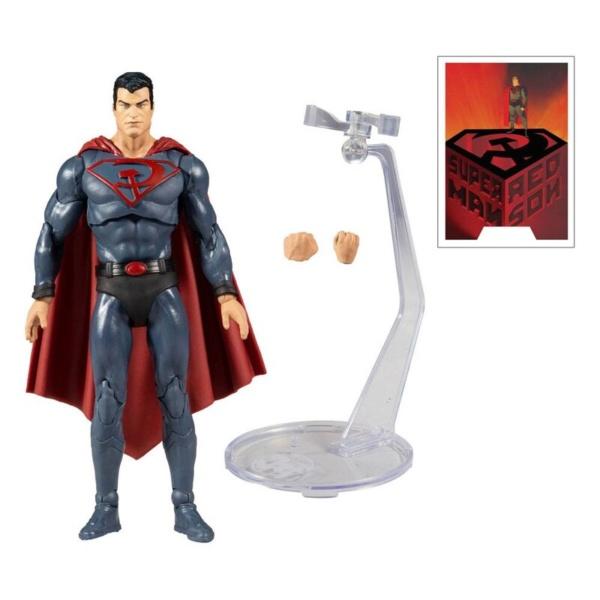 McFarlane Toys DC Multiverse Wave Red Sun Superman 1