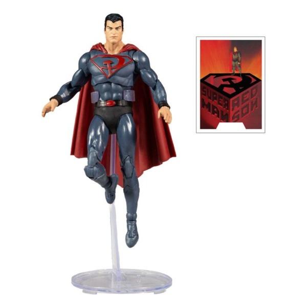 McFarlane Toys DC Multiverse Wave Red Sun Superman 10