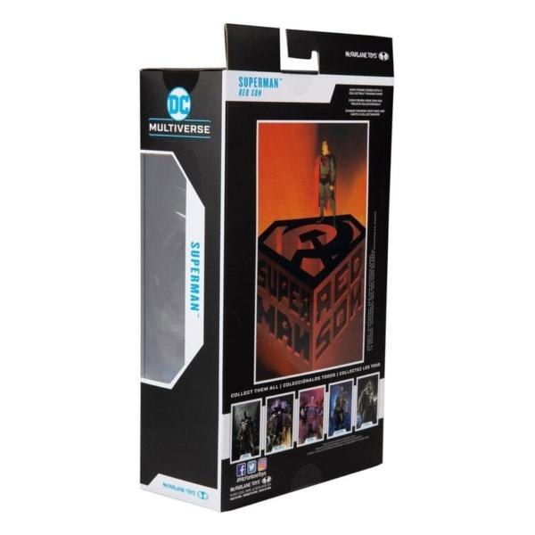 McFarlane Toys DC Multiverse Wave Red Sun Superman 2