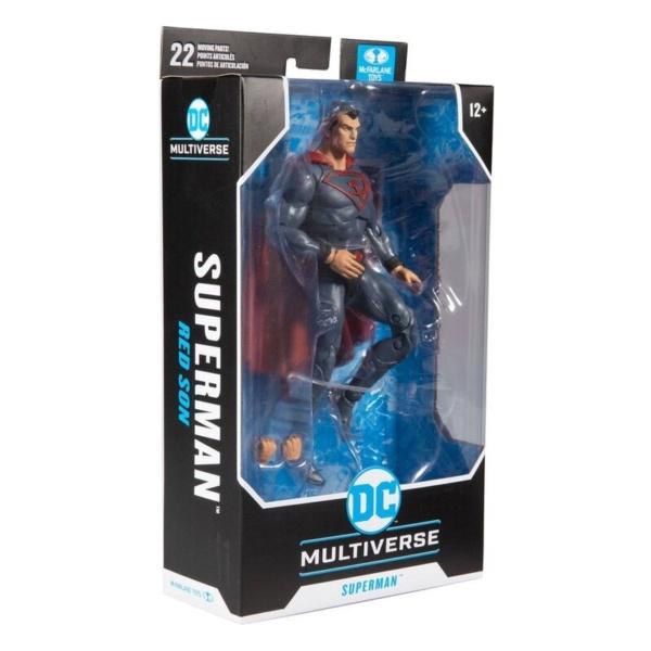 McFarlane Toys DC Multiverse Wave Red Sun Superman 3