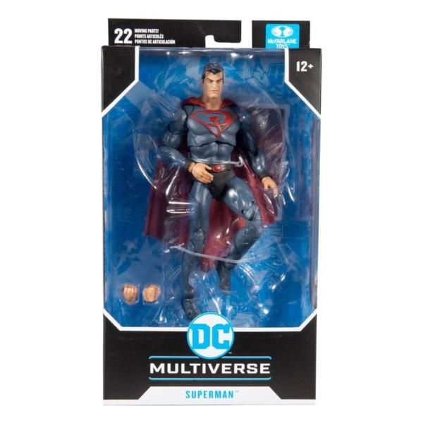 McFarlane Toys DC Multiverse Wave Red Sun Superman 4