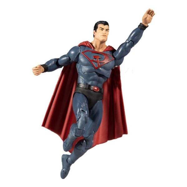 McFarlane Toys DC Multiverse Wave Red Sun Superman 5