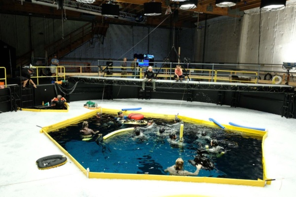Avatar 2: Actor prep for underwater filming